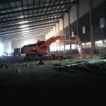 Fabrika Klima Kanalı